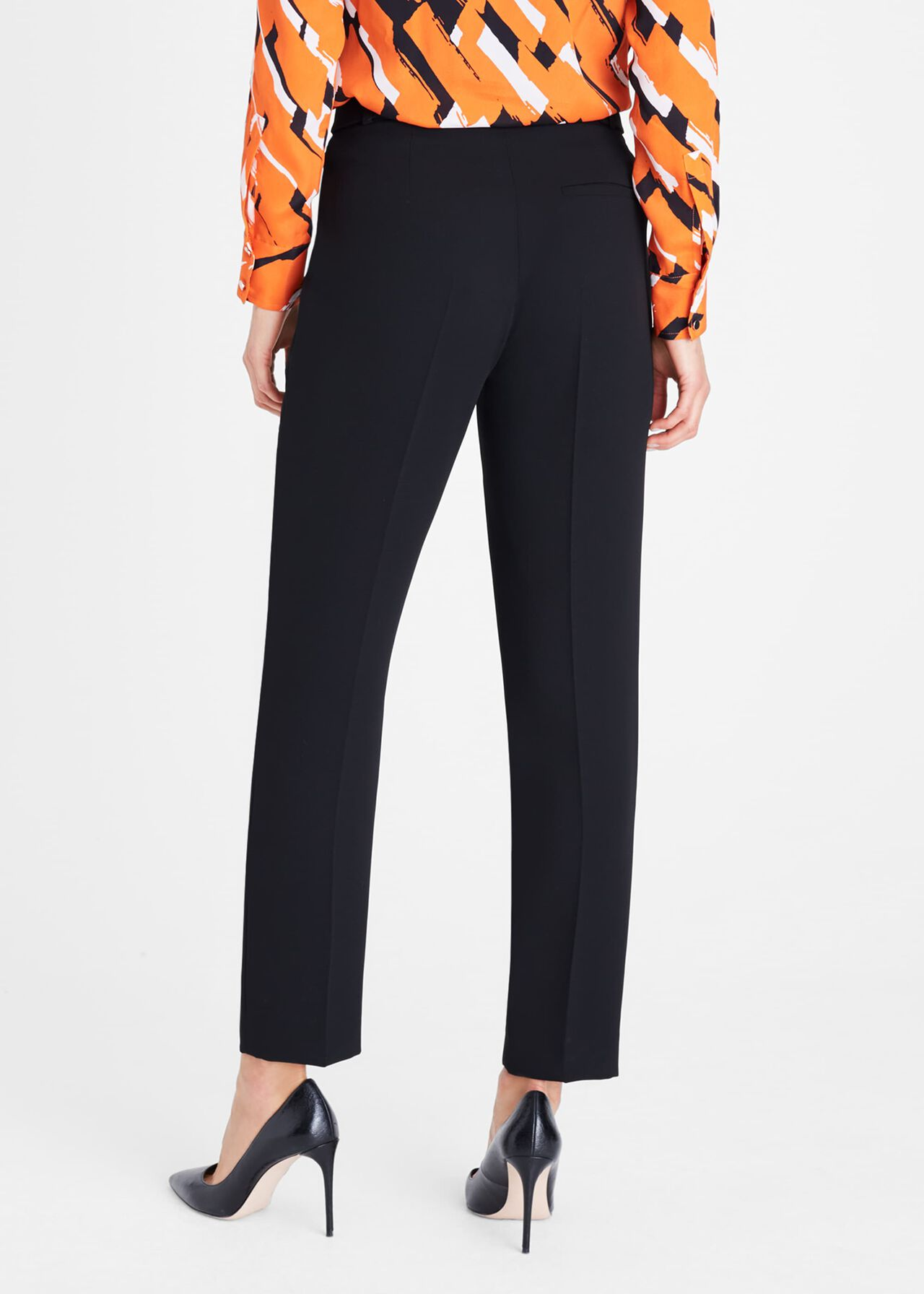 Isabella Tapered City Suit Trousers