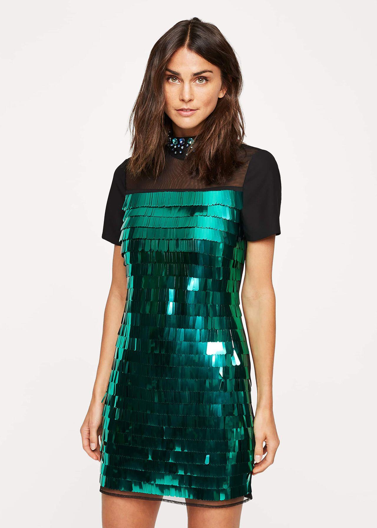 Shula Sequin Dress