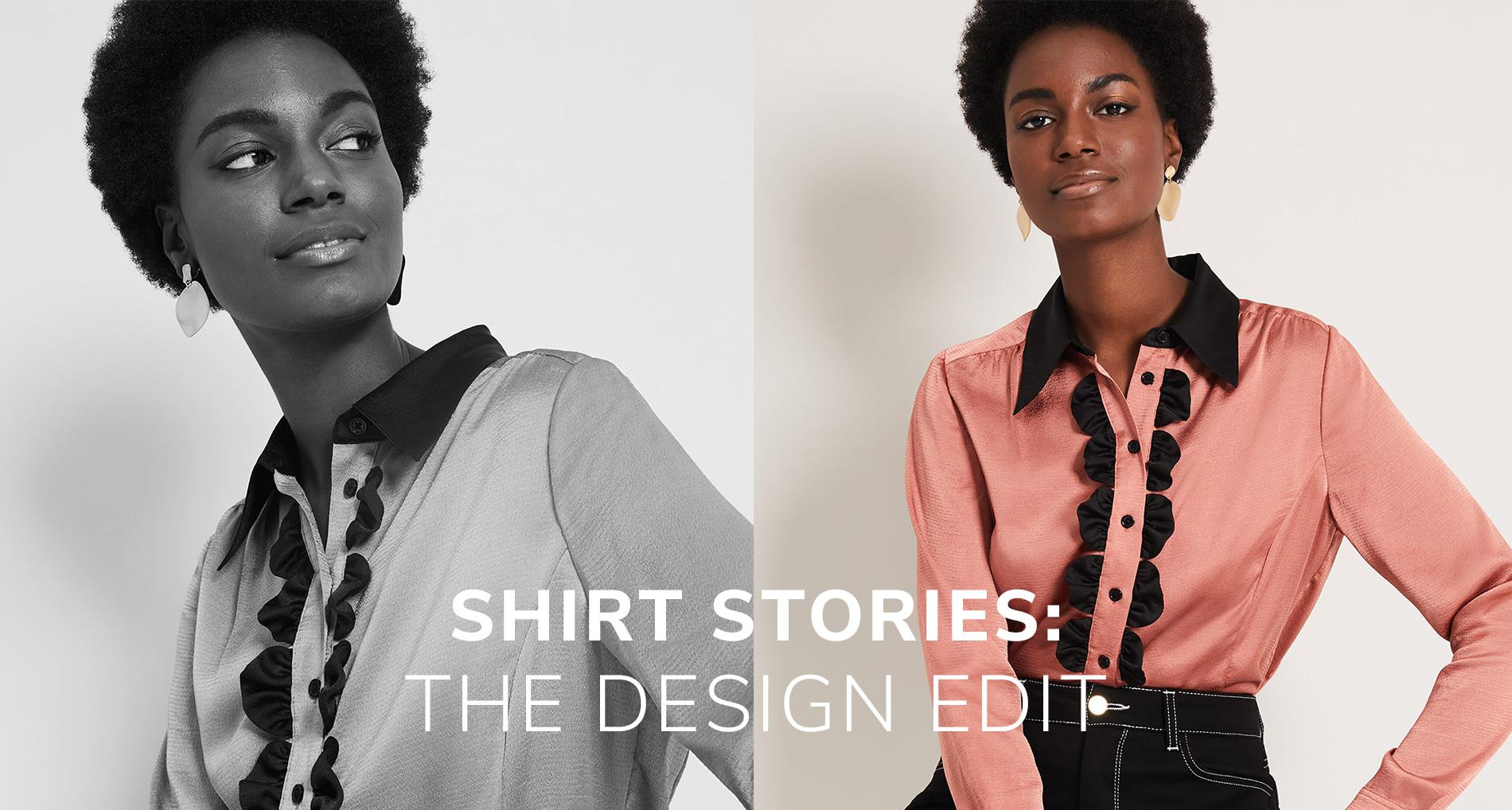 Shirt Stories: The Design Edit