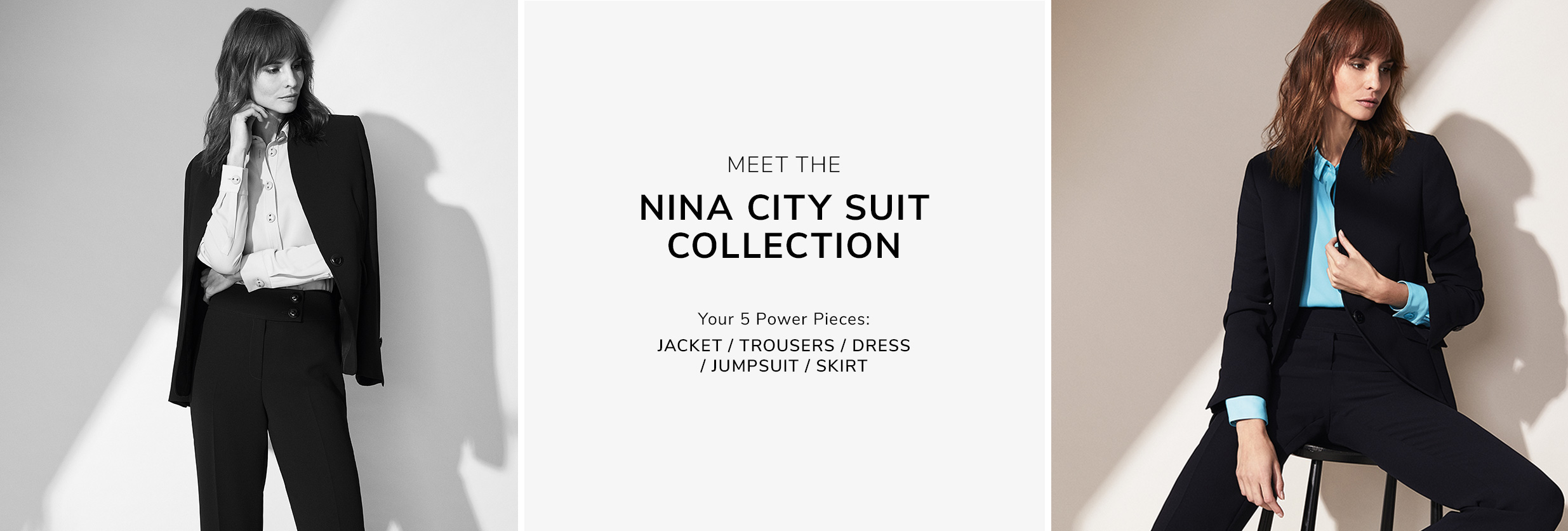 The Nina Suit Collection